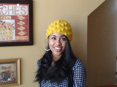 Bumblebee Hat - Vogue Knitting: On the Go